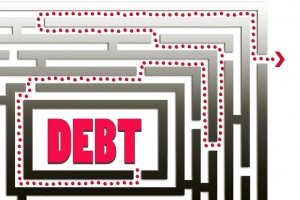 How to get out of debt?