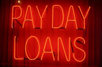 Payday Lenders & Small amount loans